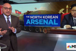 North Korea's nuclear arsenal and missile capabilities