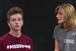 Parkland student and mother share their stories ahead of 'March for Our Lives'