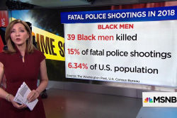 Fatal police-involved shootings by the numbers