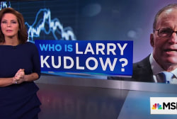 Who is Larry Kudlow and what are his policies?