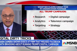 How Cambridge Analytica is tied to the Trump Campaign