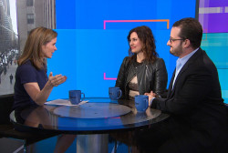 Katrina Markoff and Scott Gerber share two tips for business success