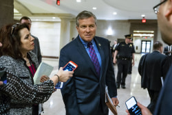 Republican Rep. Charlie Dent says he'll resign in May