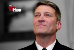Iraq War veteran: Ronny Jackson scandal is 'bonkers'