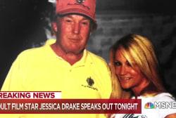 Trump accuser undercuts Trump rebuttal of Russian prostitute claim