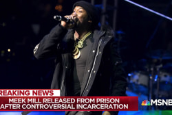 Sharpton on Meek Mill release: Let's change the system