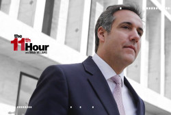 Trump allies worry Feds may have audio recordings from Cohen raid