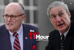 WAPO: Giuliani met with Mueller to talk Trump interview