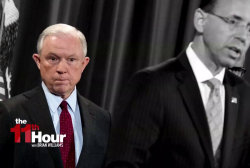 WAPO: Sessions says if Trump fires Dep. AG Rosenstein he may quit