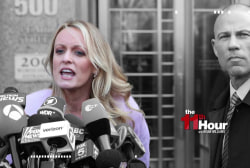 Porn Star Stormy Daniels sues Trump again, this time over a tweet