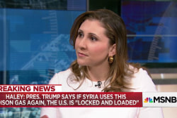 "What is the ""mission"" in regards to Syria? Hagar Chemali talks U.S. policy on Syria"