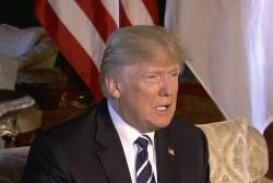 Trump confirms US had high level talks with North Korea