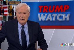 Matthews: Trump isn't hiring the best people