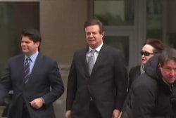 Was Manafort acting as a back channel to Russia?