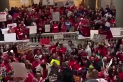 Red state teachers launch new labor movement