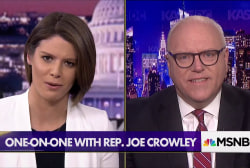 "Rep. Crowley: Midterms ""may be last chance"" to bring balance to Washington"