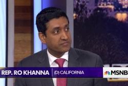 Democrat Khanna calls for 'Internet Bill of Rights'