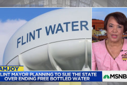 Update on the Flint water crisis with Flint Mayor Karen Weaver