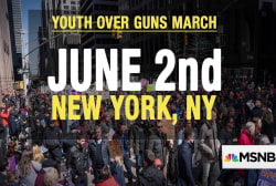 Youth Over Guns March planned for June 2, 2018