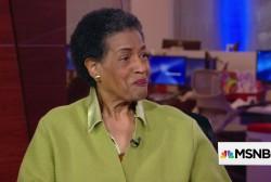 Legendary civil rights activist Myrlie Evers on Trump and more