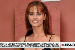 Ex-Playmate Karen McDougal wins settlement in wake of Cohen raids