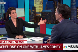 James Comey interview non-answers still tell a story