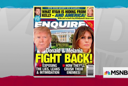 National Enquirer makes practice of promoting, protecting Trump
