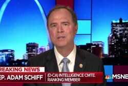 Schiff: Money laundering notably absent from questions for Trump