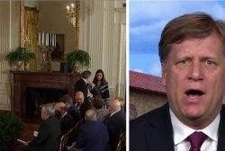 McFaul: 'I'm one of those stupid people'