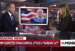 Stengel: Assad is 'largest mass murderer on the planet'