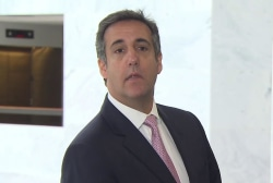 What does Cohen's decision mean for the investigation?