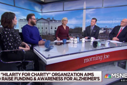 Seth, Lauren Rogen on why fighting Alzheimer's is personal