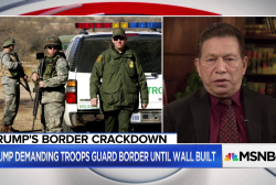 Former Border Patrol Agent: National Guard plays a 'crucial' role
