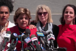 Gloria Allred on Cosby: Women were victorious