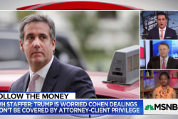 Cevallos: Cohen is under 'all the pressure that could possibly be'