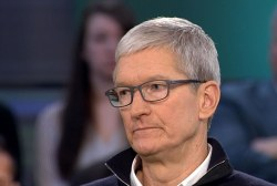 Apple CEO Tim Cook talks importance of encryption