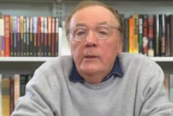 #GoodNewsRuhles: James Patterson donates $2 million to classroom libraries