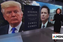 Rucker: 'Comey painted a scathing portrait of the president'