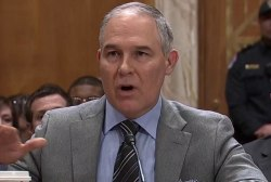 EPA Chief Scott Pruitt violated the law with costly phone booth