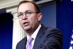 Fmr Rep Jolly: Mulvaney's actions 'should be illegal'