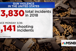 The Trace: At least 13,000 incidents of gun violence in the U.S. this year