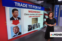 US and China inching closer to a trade war, here's how we got here