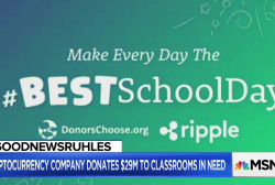 #GoodNewsRuhles: DonorsChoose.org gets supplies to teachers