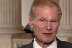 Sen. Nelson comments on Zuckerberg meeting, Gov. Scott's Senate bid