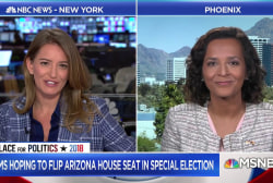 Will the 'blue wave' continue with Arizona special election?