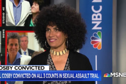 "Cosby Accuser: ""I've been waiting for this moment for 26 years"""
