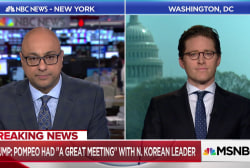Fmr State Dept Official: 'Kim Jong Un is playing a game'