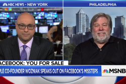 Why Apple Co-Founder Steve Wozniak deleted his Facebook account