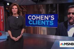 Meet Michael Cohen's three clients