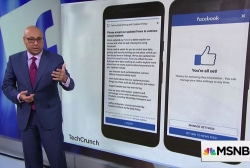 Romm: Facebook 'wanted to make it easier for their users'